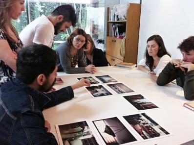 acompanhamento de projetos com Nino Cais