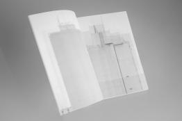 Ivan Padovani - Campo Cego, 2014. Autopublicação, 45 fotografias impressas a laser sobre laser film, 21 x 16 cm