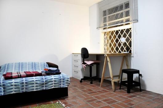 residency room / studio