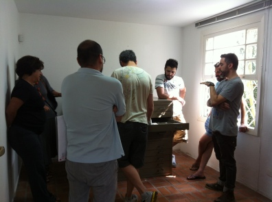 Albano Afonso visita o HERMES