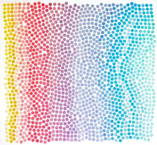 """Livia Paola Gorresio . """"EXE 1.2"""", 2012. nanquim sobre papel . 1,50 x 1,62 m"""