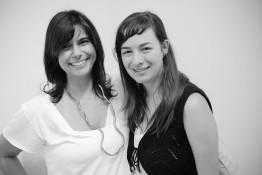 Deolinda Aguiar e Olivia Ardui