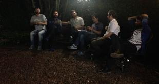 bate-papo Larry Muñoz e Fernando Velázquez