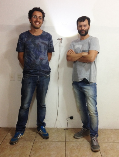 Larry Muñoz e Fernando Velázquez