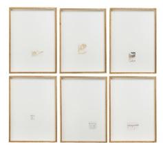 Miriam Bratfisch Santiago, série Holiday, 2016. Aquarela sobre papel. Detalhe. 43,5 x 31,5 cm