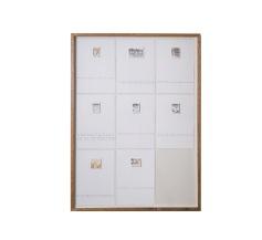 Miriam Bratfisch Santiago, Dossiê, 2016. Aquarela e nanquim sobre papel. Detalhe. 6 x 4 cm e 7 x 9 cm