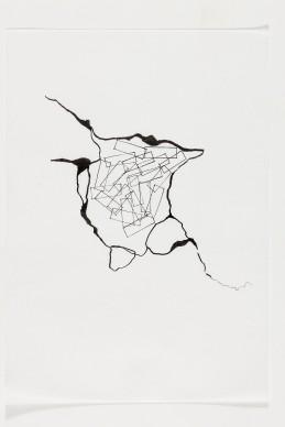 04_VanessaVanessa Cazzoli. Sem título, 2014. Nanquim e papel. 30 x 21 cm. Foto Ding Musa