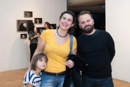 Ana Antoniazzi, Calor Medina e Catarina Medina
