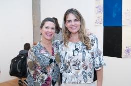 Ana Claudia Pastore e Maristela Santiago Cabello