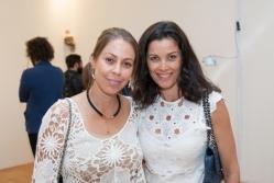 Ana Paula Sestini e Francesca Giobbi