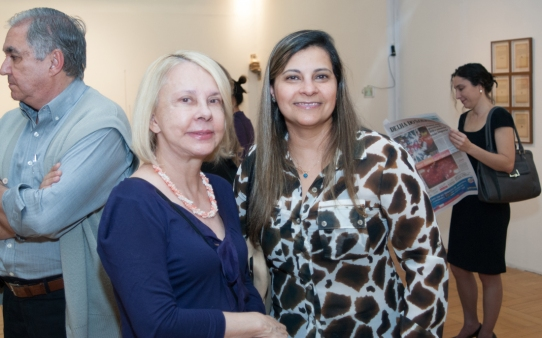 Angela Chaim e Patricia Albertini