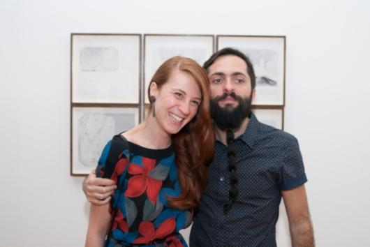 Camila Schvaitzer e Thiago Navas