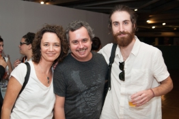 Claudio Brisa, Tchelo e Leonardo Stroka