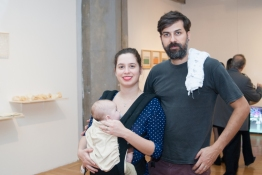 Diana Basei, Pipo Pegoraro e Uira Pegoraro