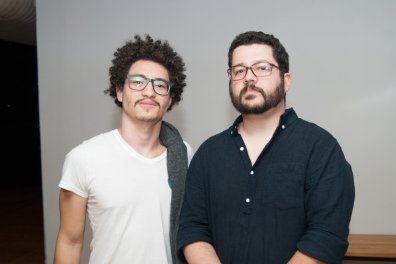 Duda Xavier e Daniel Suarez