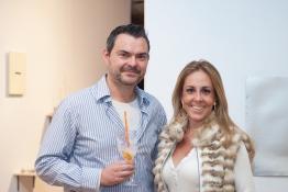 Fernando Arcon e Karla Karbage Orlando