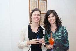 Gabriela Zaina e Tainara Pereira