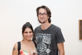 Lorena Kaz e Daniel Suarez