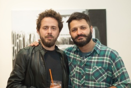 Luiz Cruz e Victor Leguy