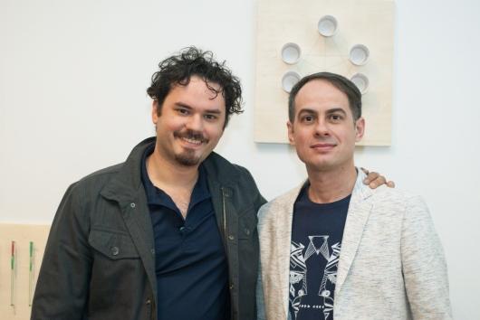 Marcelo de Castro e Ricardo Frazin