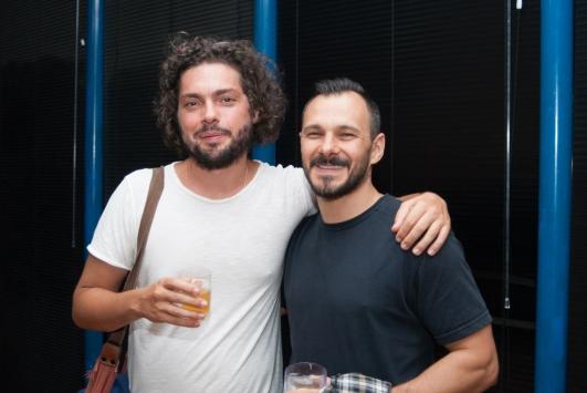 Marco Maria Zanin e Luciano Zanneti