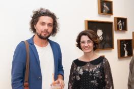 Marco Maria Zanin e Simone Moraes