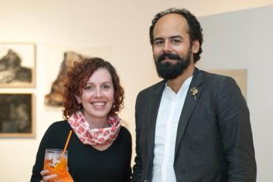 Mariana Sesma e Marcelo Amorim