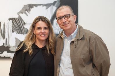 Maristela Cabello e Thomaz Rodolpho