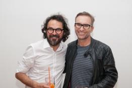 Nino Cais e Ricardo Barcellos