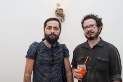 Thiago Navas e Wagner Pinto