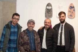 Thomas Pacheco, Murici Santos, Ricardo Silva e Thiago Toes