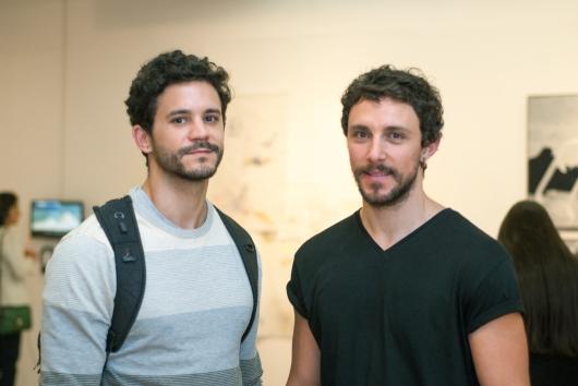 Wagne Carvalho e Yohan Nicolas