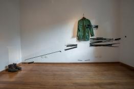 individual 'Impulsos Imitativos', projeto 'Mesmo Lugar', grupo Hermes Artes Visuais, Qualcasa