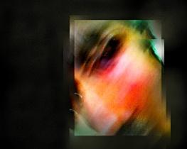 Daniel Dayan, Strange 5, 2013 . Série: Figuras Estranhas . Fotografia Digital e Pós Produção em Camera 360 e Photoshop. Arquivo digital em alta resolução