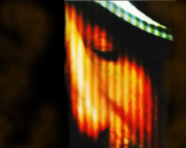 Daniel Dayan, Strange 8 , 2013 . Série: Figuras Estranhas . Fotografia Digital e Pós Produção em Camera 360 e Photoshop. Arquivo digital em alta resolução