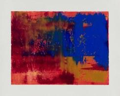 Michelle Rosset, sem título, 2016. Acrílico sobre tela. 50.5 x 40.5 cm.