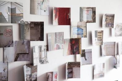 Letícia Lampert . [chai], 2016 . livro de artista - lançamento na galeria mascate