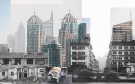 Letícia Lampert . Série: Random City, 2015 - trabalho em andamento