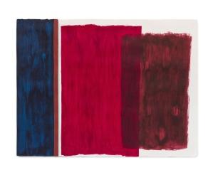Milton Blaser . Portas e Janelas 2017 Acrílica sobre Papel e Colagem 57 x 78 cm