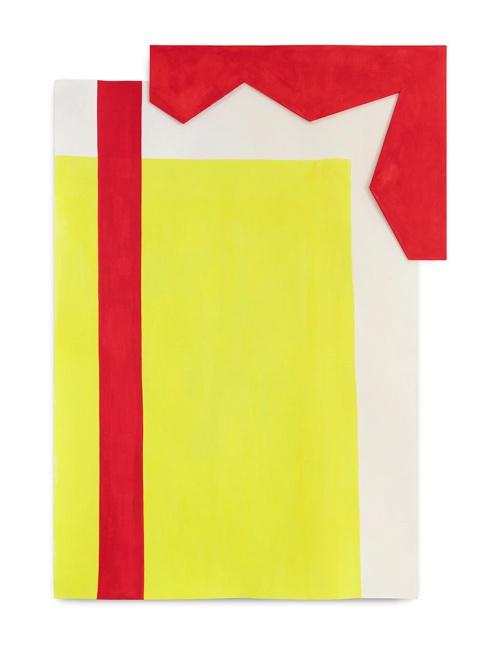 Milton Blaser . Janela da Alma 2017 Acrílica sobre Papel e Colagem 110 x 80 cm