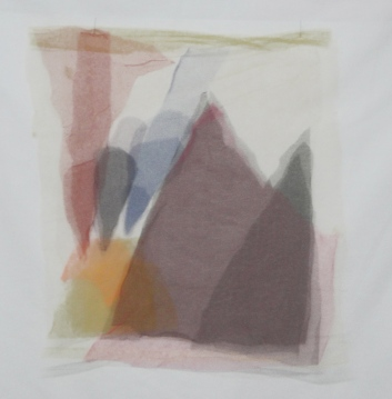 Thais Stoklos Duas, 2017. Série: Tule . tule, 35 x 28 cm