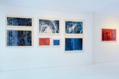 Michelle Rosset, vista exposição Vestígios – Galeria Contempo I São Paulo