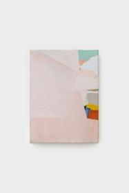 Sueli Espicalquis, sem título, 2018, óleo e cera sobre linho, 18 x 13 cm