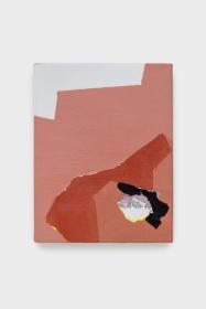 Sueli Espicalquis, sem título, 2018, óleo e cera sobre linho, 33 x 23 cm
