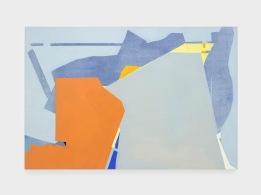 Sueli Espicalquis, sem título, 2012, óleo e cera sobre tela, 100 x 150 cm